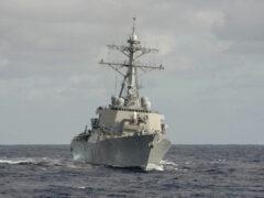 Эсминец ВМС США Porter войдет в Черное море 6 июня