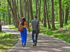 30 минут в неделю на природе помогут снизить риск депрессии