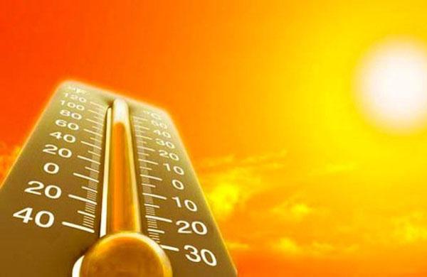 жаркий климат