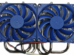 Исследователи смогли похитить данные с компьютера через вентилятор