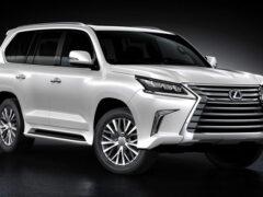 Лексус установил рекорд продаж на автомобильном рынке России