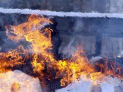 Житель Верхнего Уфалея из ревности сжег возлюбленную вместе с домом