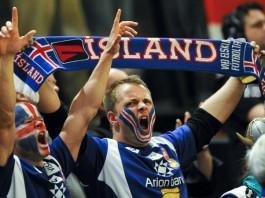 исландский болельщик