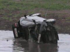 В Татарстане жителя Мензелинска утопили в багажнике его автомобиля