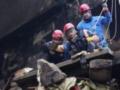 МЧС увеличило группировку по ликвидации последствий пожара во Фрязино
