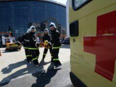 В Новой Москве из-за угрозы взрыва эвакуирован психдиспансер