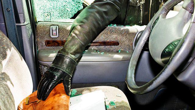 ограбление авто
