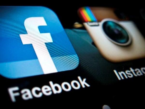 Пользователям начинают надоедать фейсбук и социальная сеть Instagram