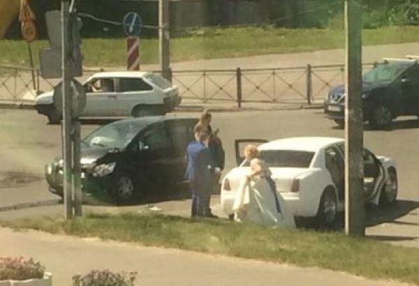 ДТП свадьба
