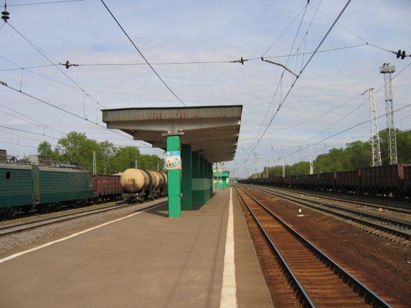 станция ж/д
