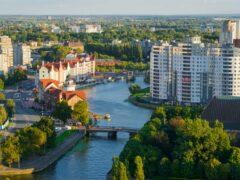 Особой экономической зоны нет, а что с Калининградом?