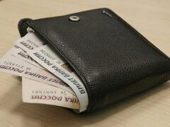 Житель Октябрьска украл у своей знакомой кошелек с 75 тысячами рублей