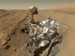 Специалисты НАСА смогли реанимировать марсоход Curiosity