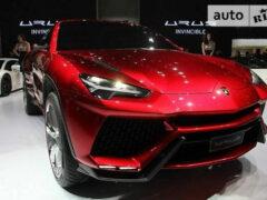 В России зафиксирован рекордный рост продаж Lamborghini