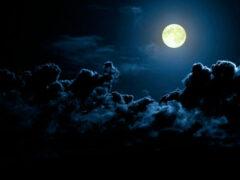 Ученые нашли доказательства теории ударного формирования Луны
