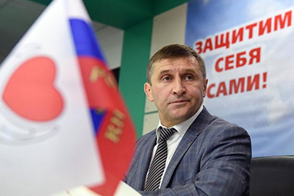 РППС, Евгений Артюх