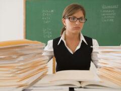 Учёные: настроение школьников зависит от состояния учителей