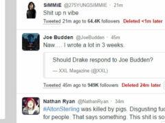 В сети появилось «кладбище» удаленных твитов знаменитостей
