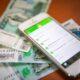 Пенсионерка украла 10 тысяч рублей с помощью мобильника