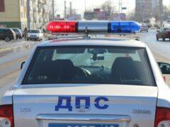 Полиция со стрельбой остановила пьяного нарушителя в Петергофе