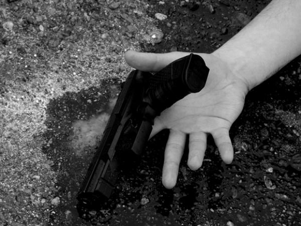 пистолет рука