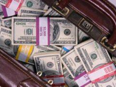 На западе Москвы грабители со стрельбой отобрали у мужчины $6 тысяч