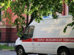 В Москве ребенок выпал с четвертого этажа и выжил