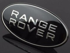 Range Rover Evoque с доработками от Startech
