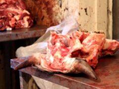 Полиция Иркутска закрыла подпольный мясной цех
