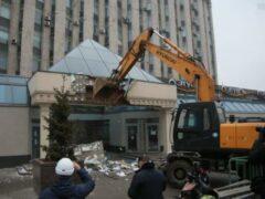 Сергей Собянин заявил об изгнании «уродских объектов» из Москвы