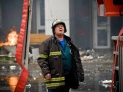 В Подмосковье из интерната эвакуировали более 500 человек из-за пожара