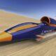 Возобновляется проект по созданию ракетомобиля Bloodhound