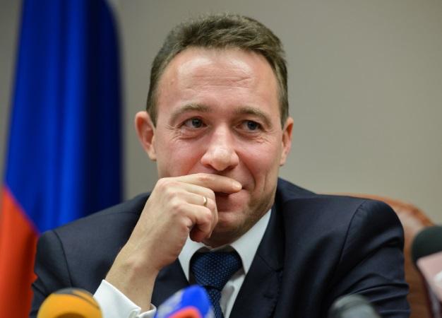 ВУрФО Игорь Холманских может лишиться поддержки Кремля