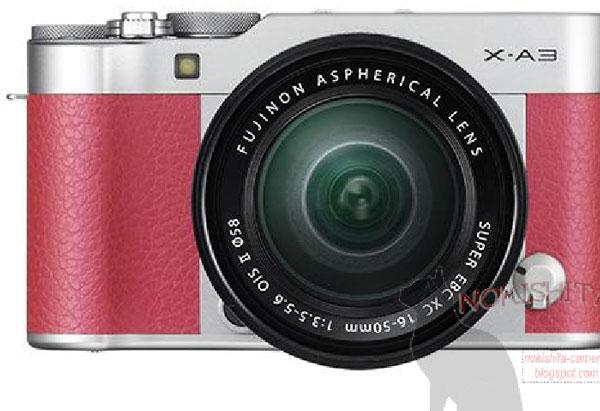 фотоаппарат Fujifilm X-A3