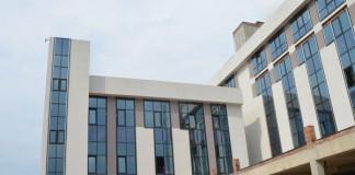 недостроенный кардиоцентр в Самаре