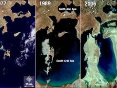 Ученые: площадь суши на Земле стремительно увеличивается