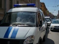 В Петербурге инспектор ГИБДД выстрелил в оказавшего сопротивление пассажира иномарки