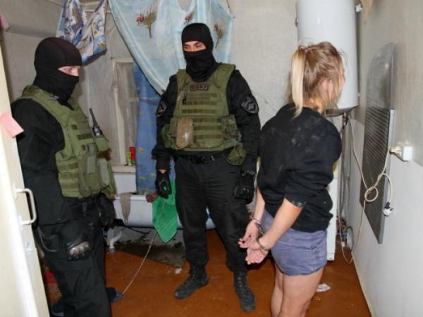 задержание нарколаборатория