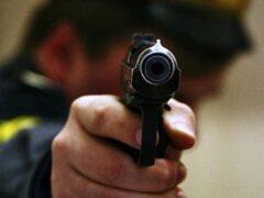 В Никольске участковый прострелил ноги агрессивному отцу семейства