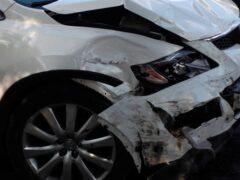 В ДТП на трассе в Красноярском крае пострадали девять человек