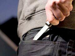 В Воронеже задержан мужчина, набросившийся с ножом на собутыльников