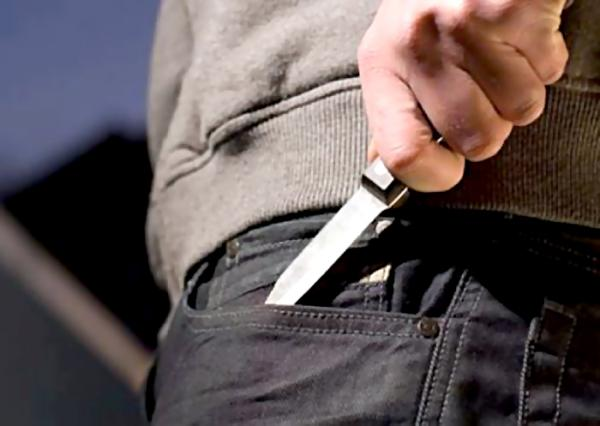 Осужденный заубийство объявил ослучайности множества ударов ножом