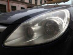 Задержан мужчина, громивший автомобили на улице Здоровцева в Петербурге