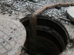 На востоке Москвы девочка провалилась в канализационный люк