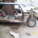 Ради страховки новочеркассец распилил машину и инсценировал ее угон
