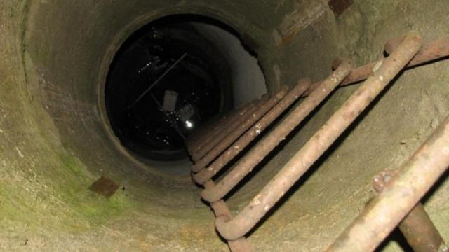 колодец канализация