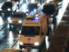 Девятилетний ребенок пострадал от взрыва пиротехники под Москвой