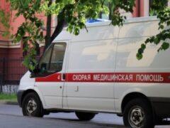13-летняя девочка осталась жива, выпав из окна 9 этажа в центре Москвы