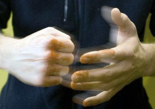 кулак руки