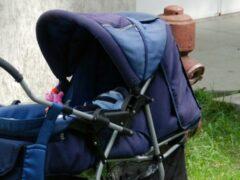 Жительница Кузбасса бросила на улице двухмесячную дочь